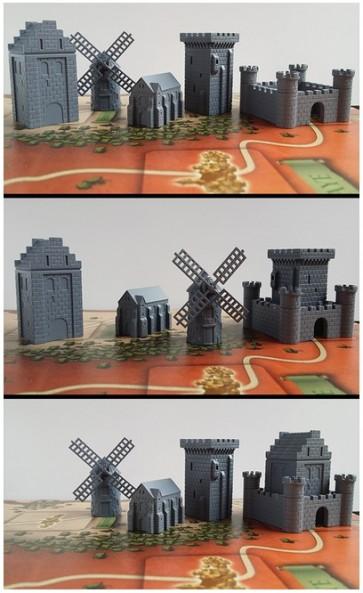 Fief - Espansione miniature