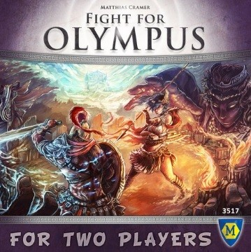 Fight for Olympos in inglese