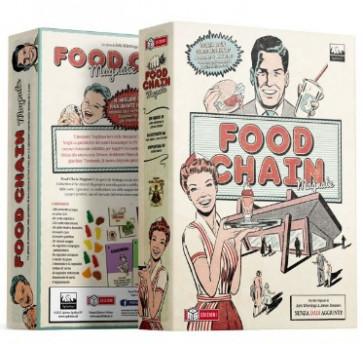 PREORDINE: Food Chain Magnate