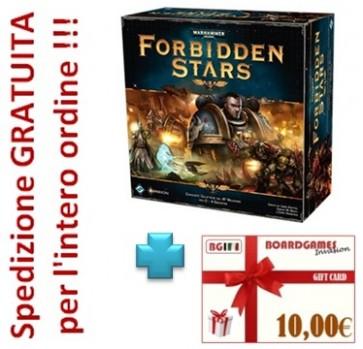 Forbidden Stars con buono prossimo acquisto