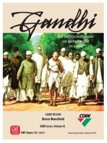 Gandhi - The Decolonization of British India, 1917-1947