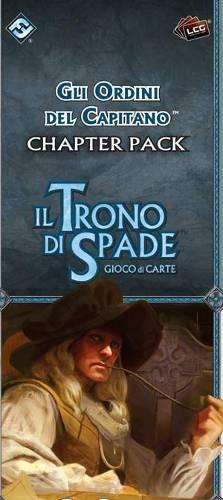 Il Trono di Spade Lcg: Gli ordini del Capitano (LCG-Trono)