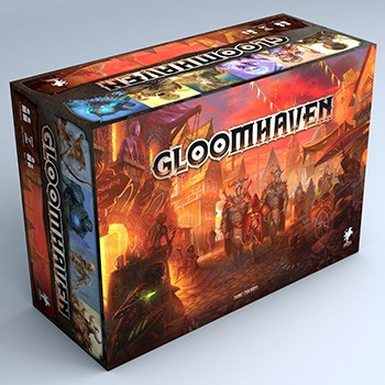 Gloomhaven Edizione inglese