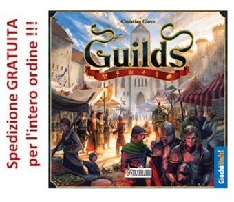 Guilds (copia ammaccata in un angolo)