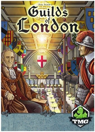 Guilds of London versione Giochistarter
