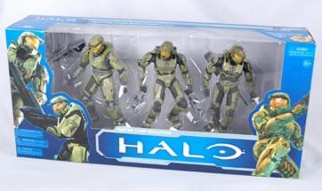 Halo Anniversary Master Chief EV.3-Packs (Halo)