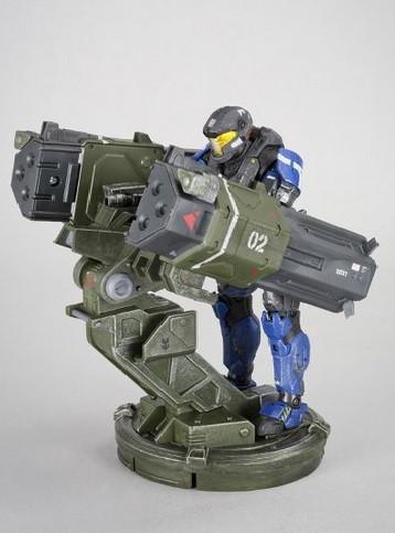 Halo Reach Warthog ACC Box Rocket+JFO SP (Halo)