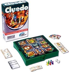 Cluedo - Travel