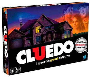 Cluedo - Il Gioco dei Grandi Detective