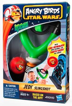 Angry Birds Star Wars - Koosh Fionda Jedi