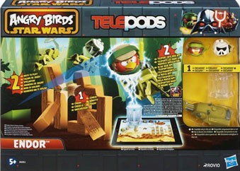 Angry Birds Star Wars - Endor