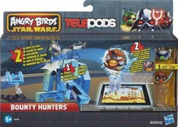 Angry Birds Star Wars - Bounty Hunters