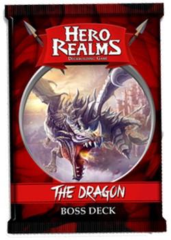 Hero Realms Mazzo del Boss Drago