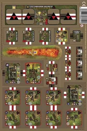 Heroes of Normandie - UK British Weapon Platoon