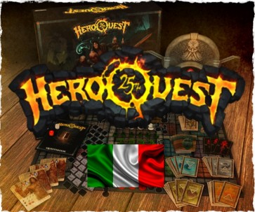 Heroquest 25th Anniversario (ed. Italiana)