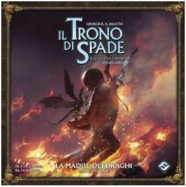 Il trono di spade il gioco da tavolo Seconda edizione espansione La madre dei draghi