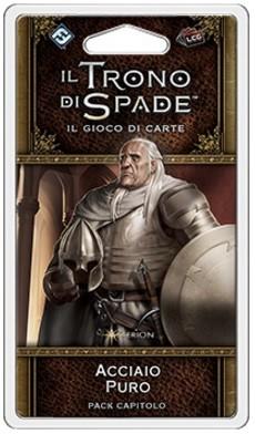 Il Trono di Spade Gioco di Carte Acciaio Puro