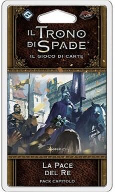 Il Trono di Spade Gioco di Carte La Pace del Re (espansione)
