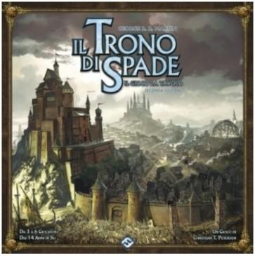 Il trono di spade il gioco da tavolo Seconda edizione