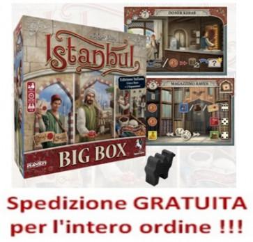PREORDINE: Istanbul Big Box in italiano + espansioni + promo e cammello