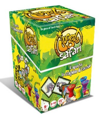 Jungle Speed Safari Nuova edizione