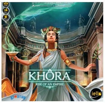 PREORDINE: KHORA