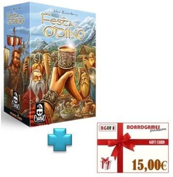 La festa per Odino con buono prossimo acquisto