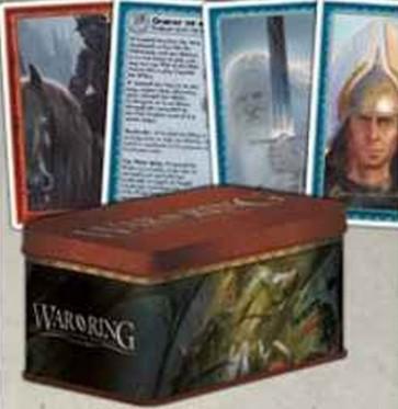 La guerra dell'anello - Upgrade Kit