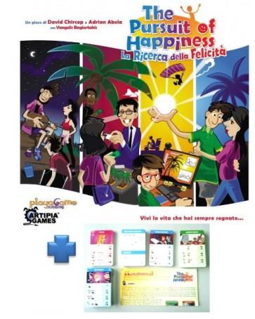 La ricerca della felicità + Carte PROMO (60)