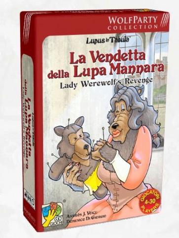 Lupus in Tabula: La Vendetta della Lupa Mannara