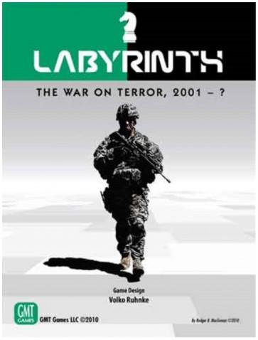 Labyrinth - Guerra al terrore