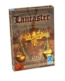 Lancaster (espansione) - Le nuove leggi