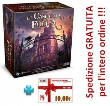 Le Case della follia - Seconda edizione con buono prossimo acquisto