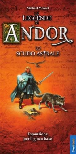 Le Leggende di Andor - Espansione Lo scudo astrale
