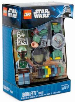 LEGO Star Wars Watch - Boba Fett