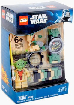 LEGO Star Wars Watch - Yoda