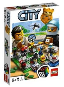 LEGO Games - City Alarm