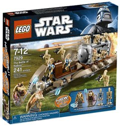 LEGO Star Wars - The Battle of Naboo