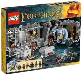 LEGO Lord of the Rings - Le Miniere di Moria
