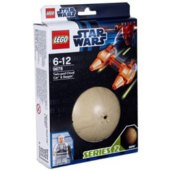 LEGO Star Wars - Planet Series 2 - Twin Pod Cloud Car & Bespin