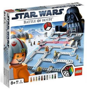 Lego Star Wars - Battle of Hoth