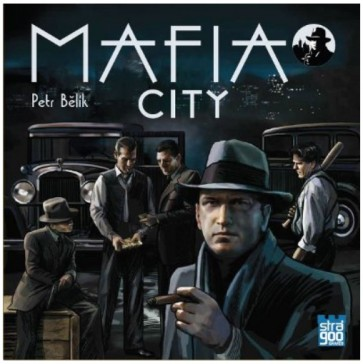 Mafia City con regolamento stampato in italiano