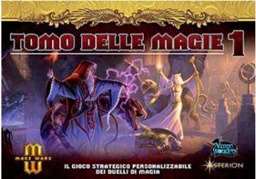 Mage Wars - Tomo delle Magie 1 (espansione)