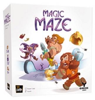 Magic maze in italiano