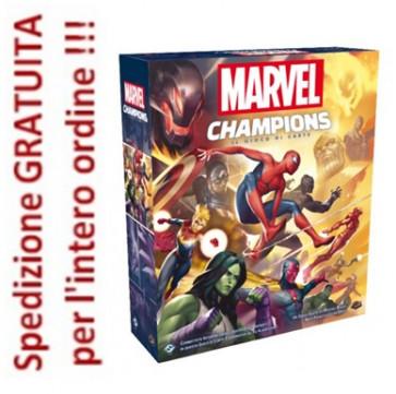Marvel Champions - LCG Gioco di carte