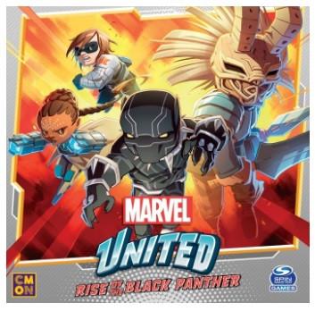Marvel United L'ascesa di Black Panther