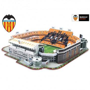 Mestalla Valencia Stadium