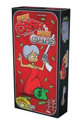 Cash 'n guns More Cash'n more guns