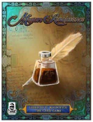 Maestri del rinascimento Lorenzo il Magnifico Card game
