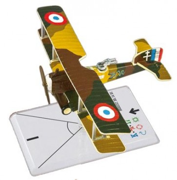 WOW  WW1S4  BREGUET BR. 14 B2  DE GREFF